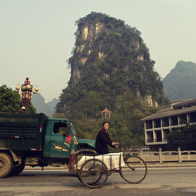 image: Yangshuo, China by rusy