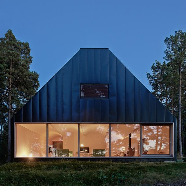 image: house husarö by rodo