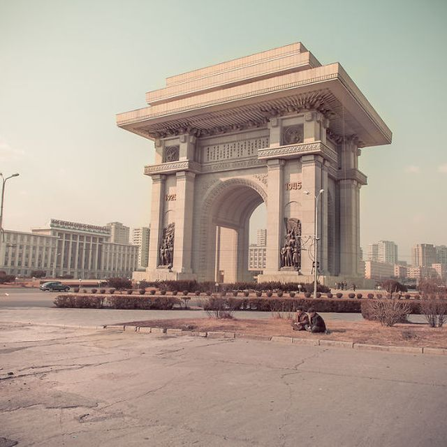 image: Capital Of North Korea by wanderluster