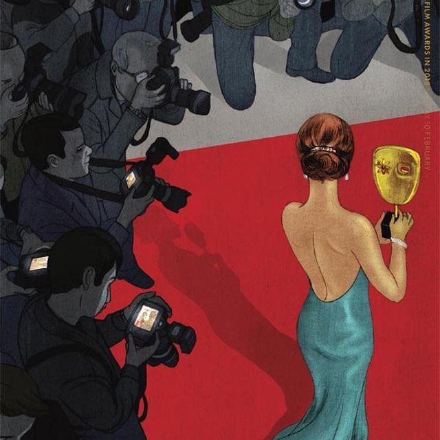 image: BAFTA'S 2013 POSTERS by paubacardit