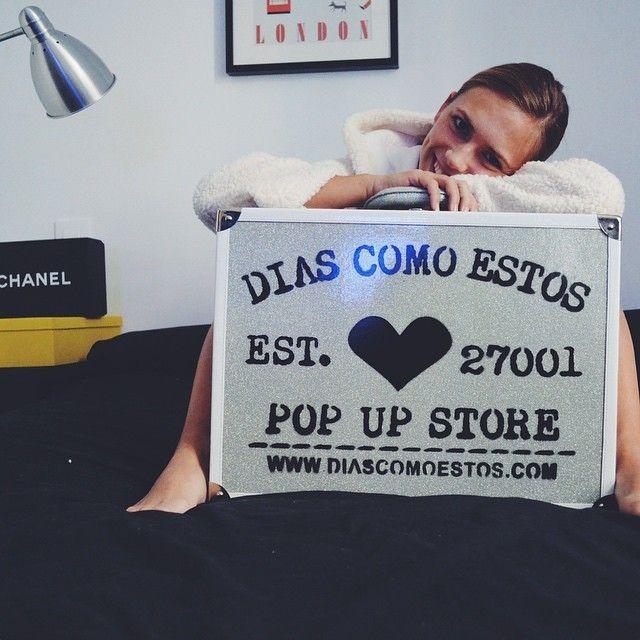 image: Sorpresa esta maana de @diascomoestos_moda  adivinar... by lucia_barcena