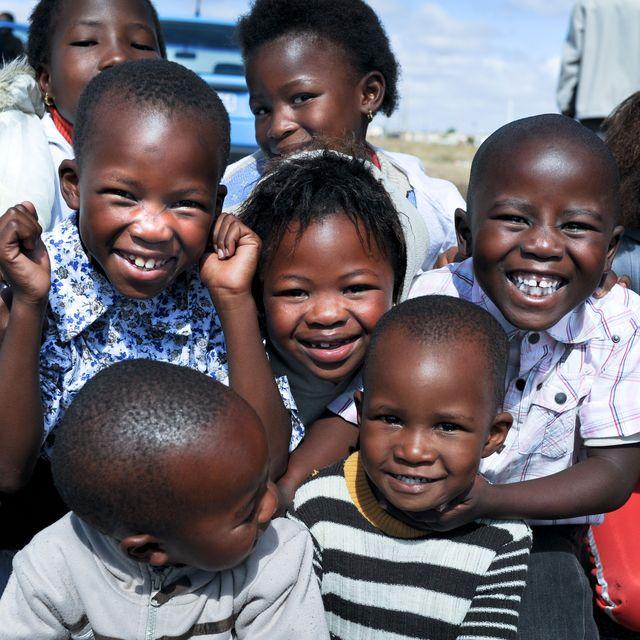 image: Los niños de Sudáfrica: pasión por las sonrisas by wv