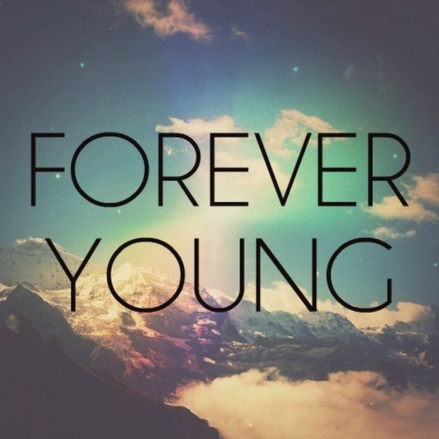 image: I want to be FOREVER YOUNG. by javierbazan_