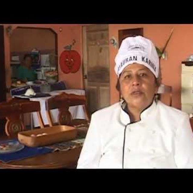 video: Mujeres Emprendedoras de MAPEL - La presidenta by ayudaenaccion
