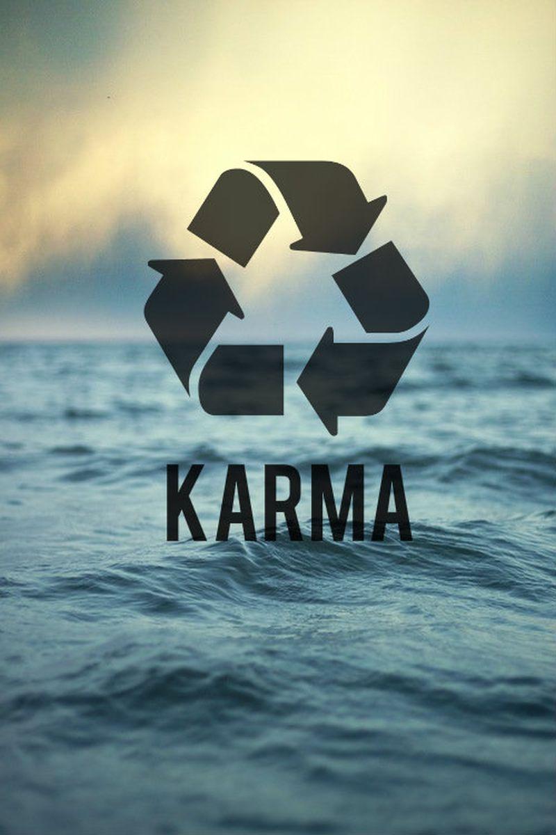 image: karma by ckelyknickknack