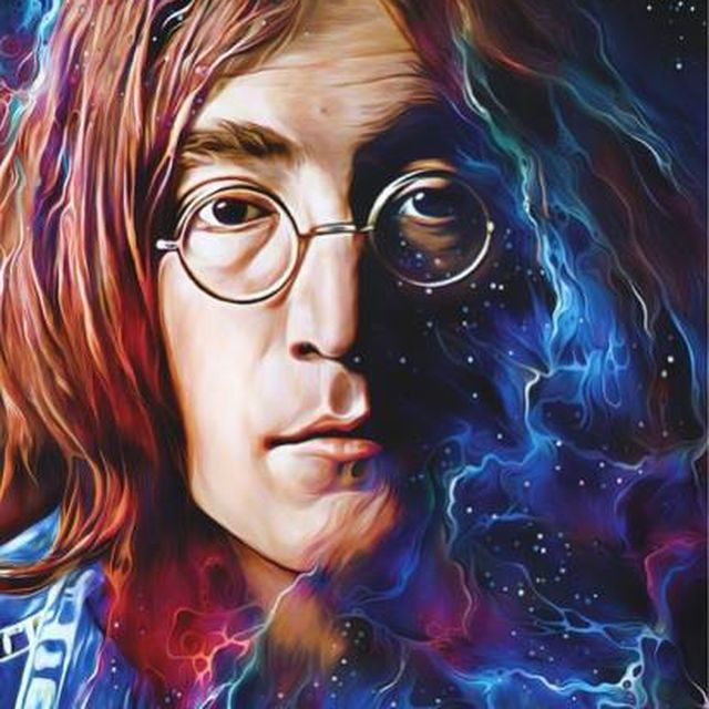 image: John Lennon by edu_smith