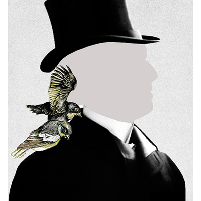 image: The gentleman II by christiancarrillo