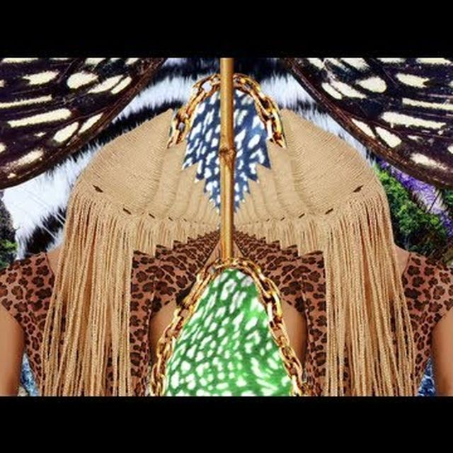 video: Basement Jaxx - Back 2 The Wild by israelcascon