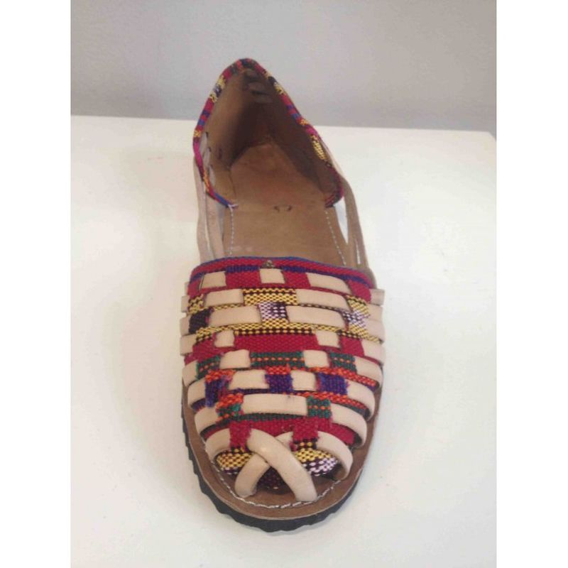 image: Mexican handmade shoes by yellownudemarine