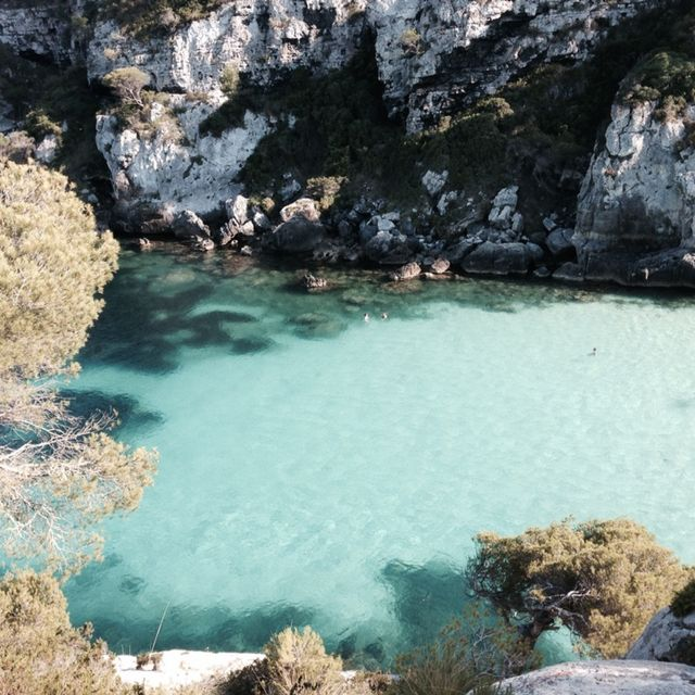 image: No filter needed in Menorca by mrasoto