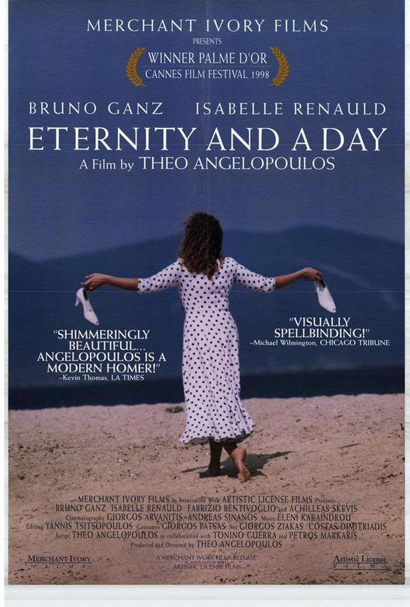 image: Eternity and a Day (Original Film Soundtrack) by ali