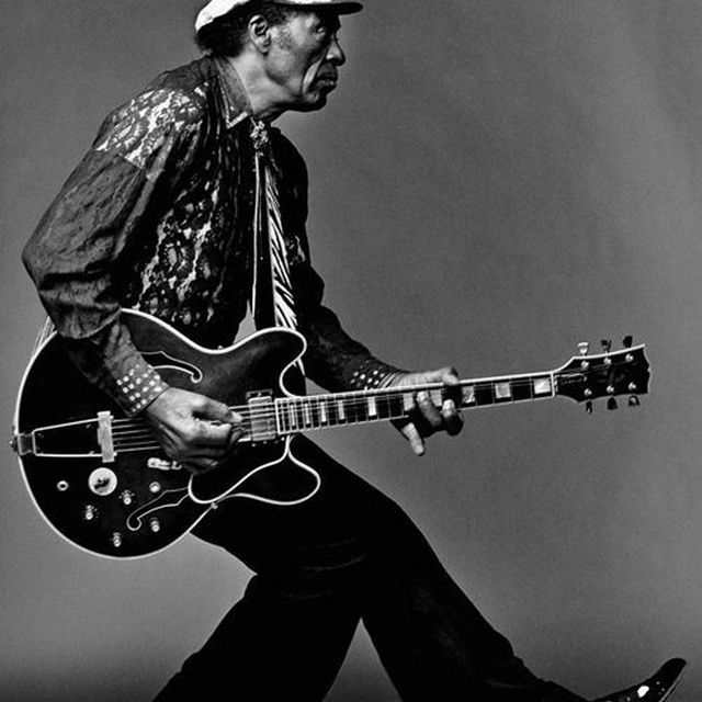 image: MR chuck berry by ageless