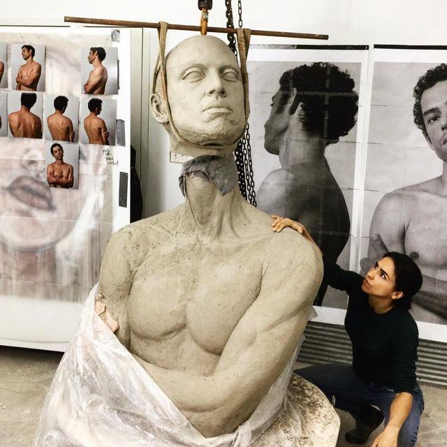 image: 2018 workshops are out, come sculpt! Link in profile or visit travelartenow.com:) #cometobali#cometocummington#learnfromhome#figurativeceramics#ceramicafigurativa by cristinacordovastudio