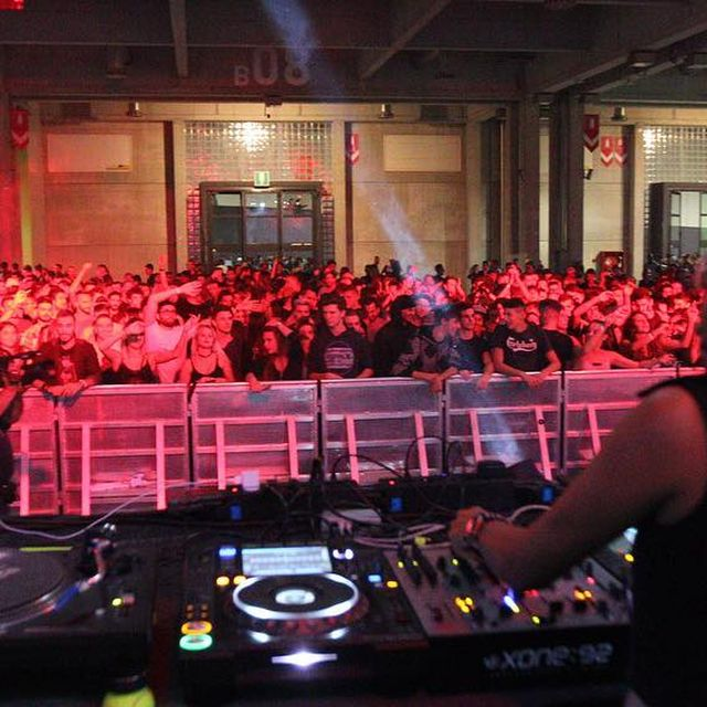 image: Amazing night at @beefestival grazie tutti ??? by nakadia_music