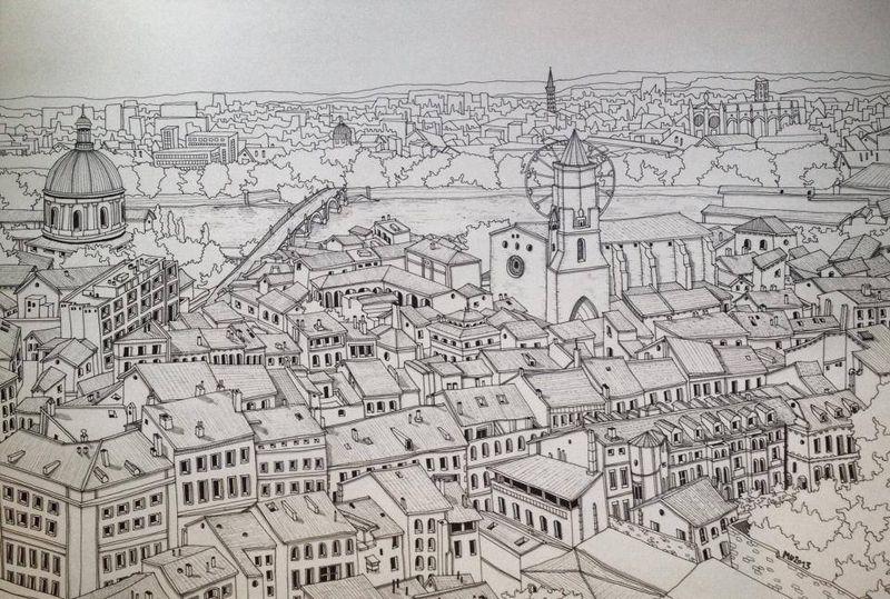 image: Toulouse by marta_brandariz