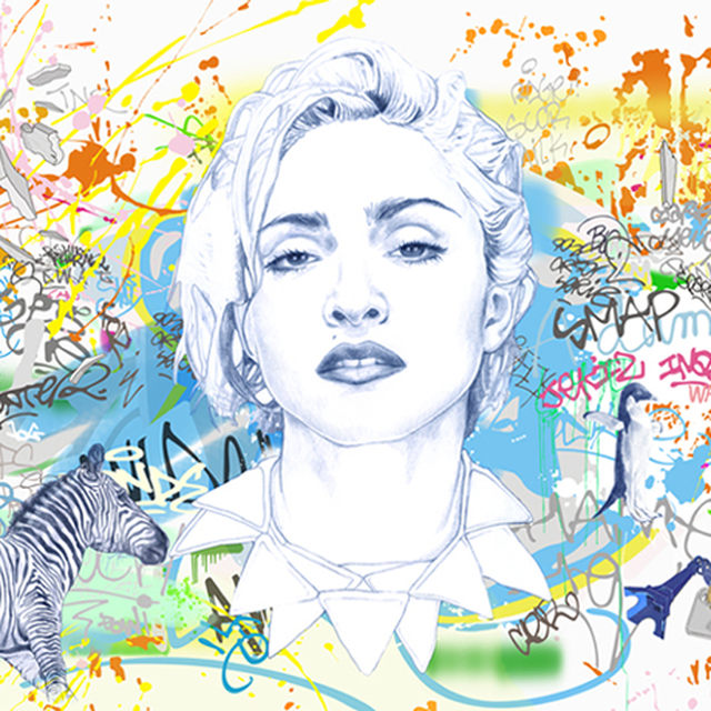 image: Madonna (1) by lanewgallery