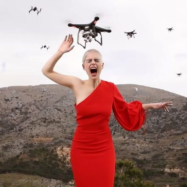 "image: ""THE DRONES"" ?a new series I shot for @plastikmagazine COMING...@plastikstudios... by elirezkallah"