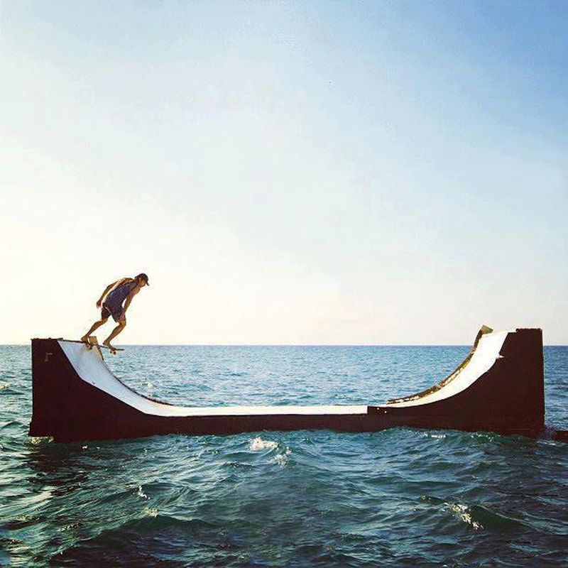 image: Skate Waves by james