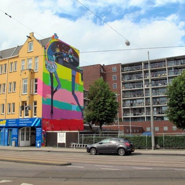 post: Mural de Rimon en Ámsterdam by silviprado