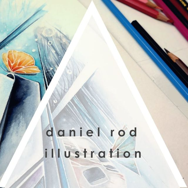 video: Daniel Rod Illustration on Vimeo by danielrod