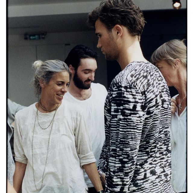image: Isabel Marant first men collection for H&M by mordovas