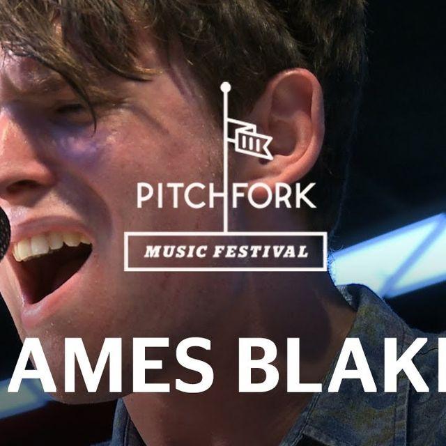 video: James Blake - CMYK - Pitchfork Music Festival 2011 by mayweather