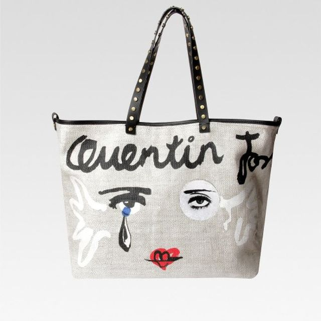 image: QUENTIN JONES BAG FOR HOSS INTROPIA by estherasensio