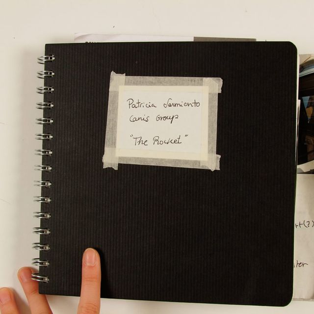 post: Sketchbooks: Patricia Atzur«ABSOLUT Network / NEW POST by chloewallace