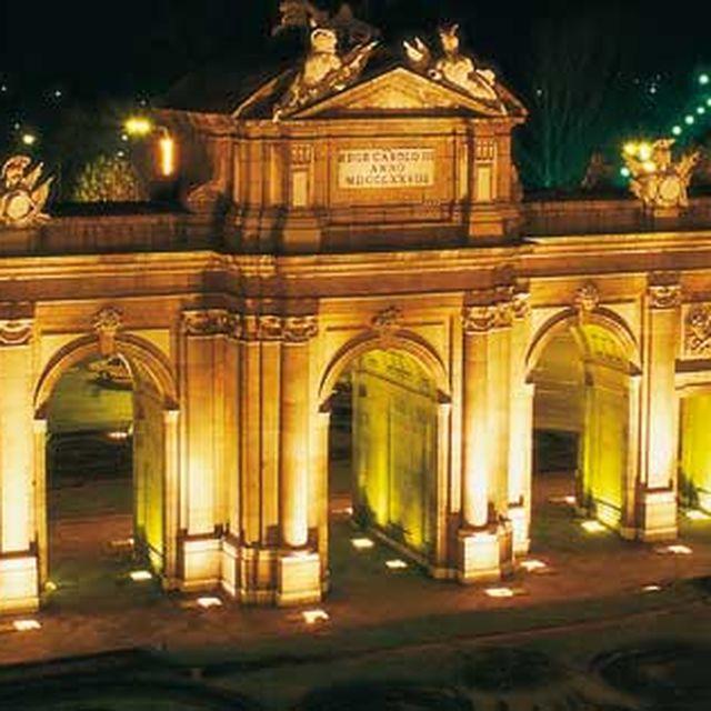 image: Puerta de Alcala by gt28