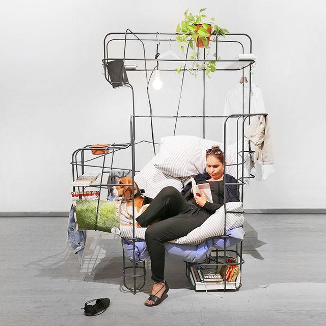 image: idol lounge chair by shycerulean