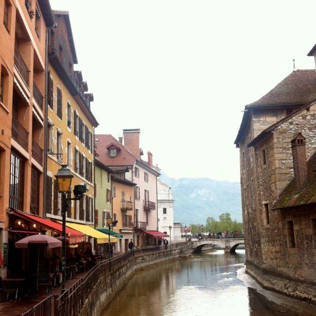 image: Annecy by nachozamora