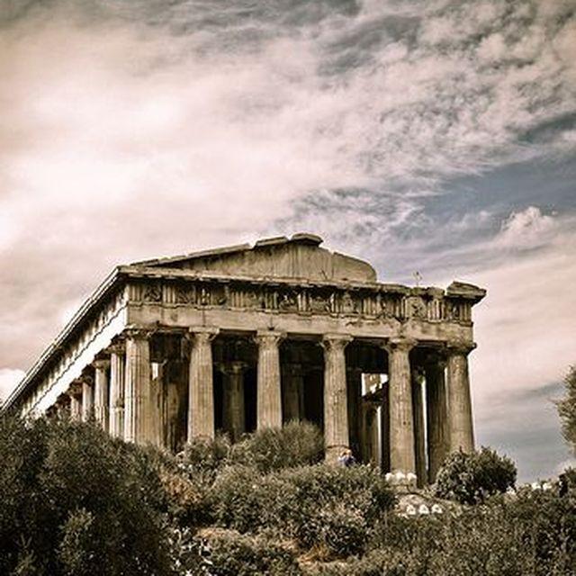 image: Temple of Hephaestus by karl