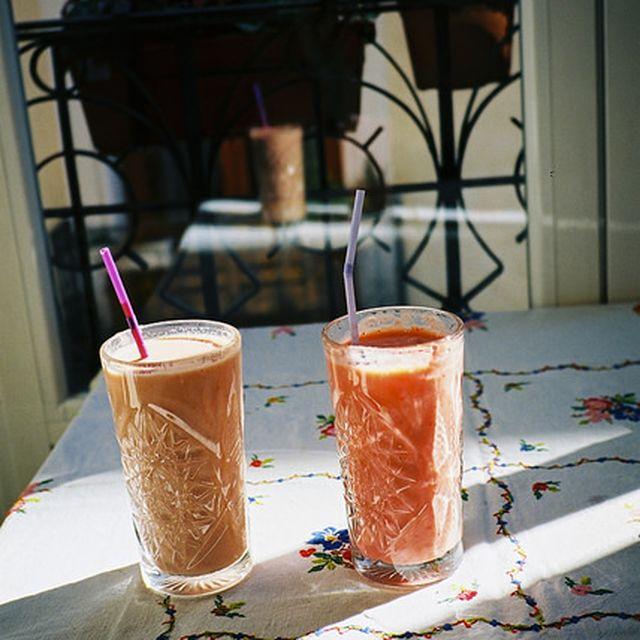 image: Sunny smoothie Sunday by IciarJCarrasco