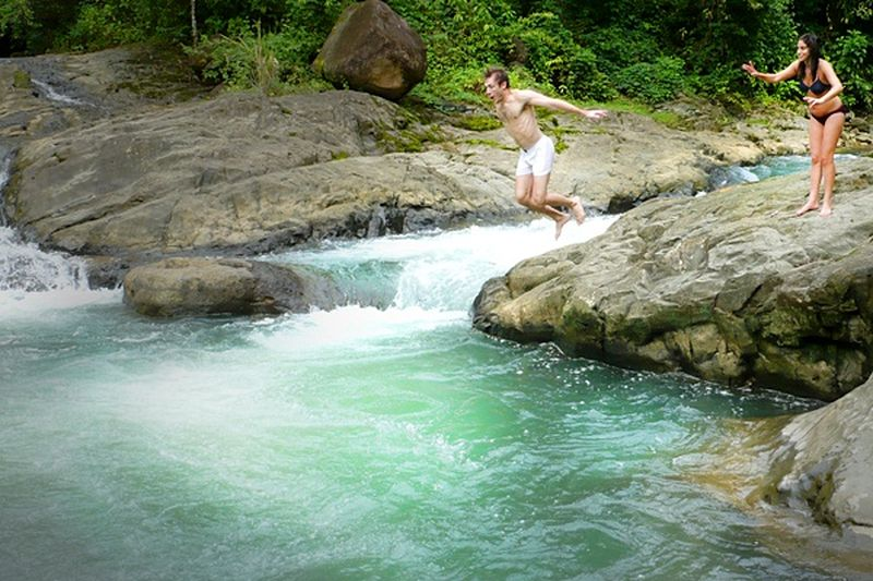 image: Costa Rica Lesson: Jump Naked into Waterfalls by fathomaway