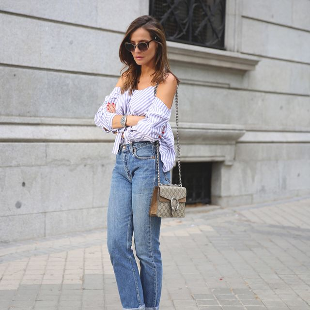 image: shirt & jeans combo by lady_addict
