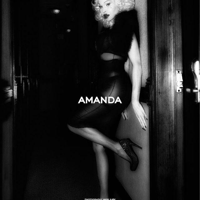 image: AMANDA LEPORE SHOT BY NICO ILIEV by xellif