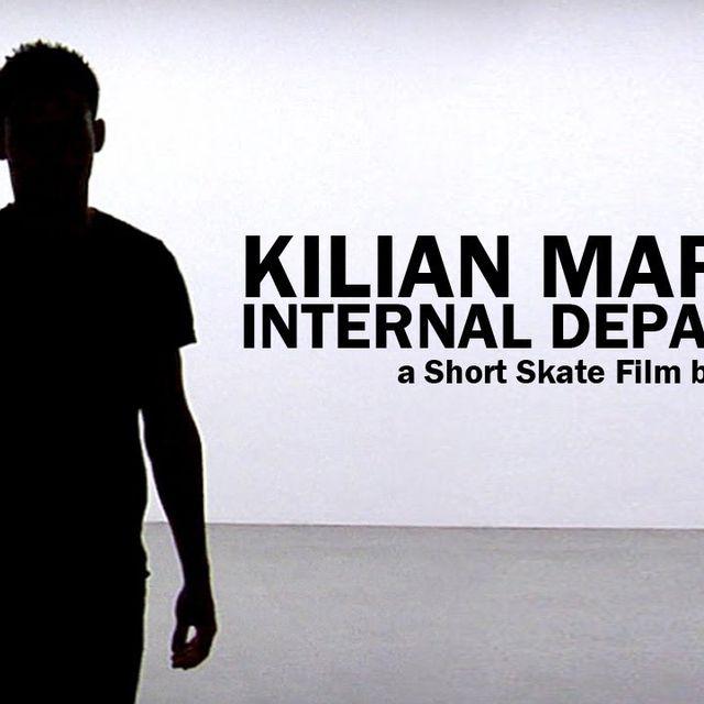 video: Kilian Martin: Internal Departure by chus_asensio