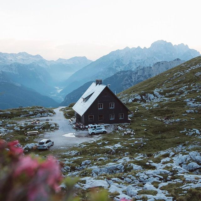 image: I knew before coming to the Alps for the first time that it would be amazing, but my expectations have been far surpassed. This may become a lifetime favourite place to visit. #ifeelsLOVEenia @feelslovenia by itsbigben