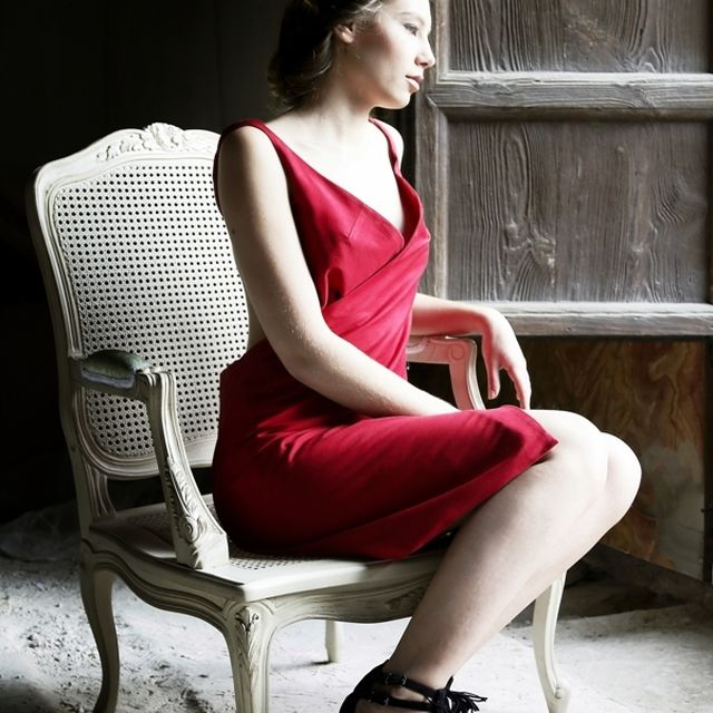 image: Red dress by zurh