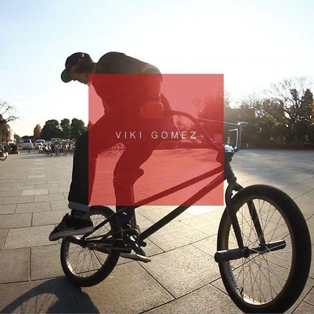 video: VIKI GOMEZ - Tokyo Ride - 2013 on Vimeo by viki