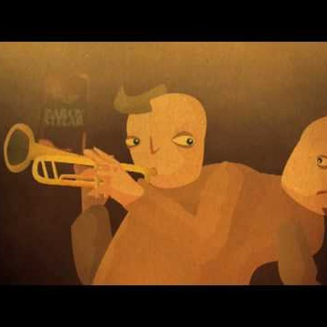 video: Parov Stelar - The Mojo Radio Gang by jimmi