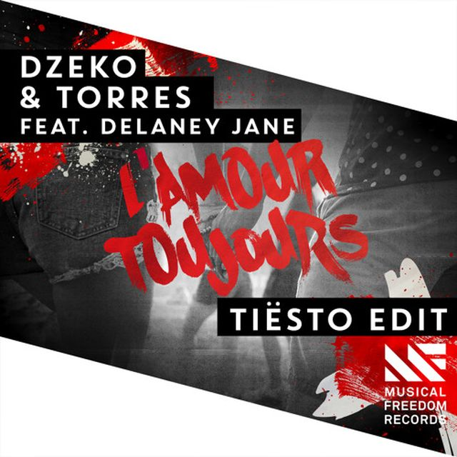 music: L'Amour Toujours (Tiësto Edit) by july-leski