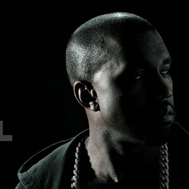video: Kanye West    Black Skinhead by mllebantu