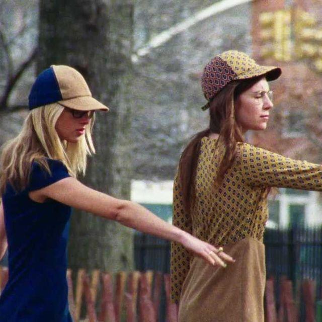 video: Lena Dunham for Rachel Antonoff / Best Friends by i-blame-coco