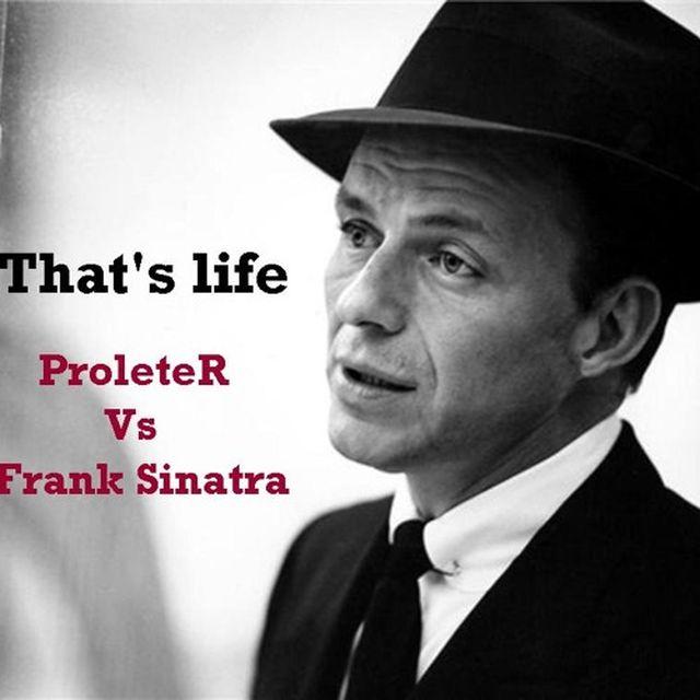 music: Frank Sinatra (ProleteR remix) by daniek