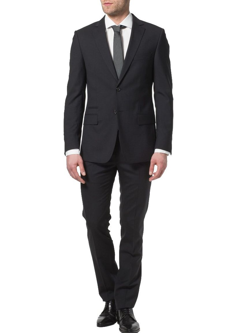 image: Strenesse Men´s Black Suit by csantamarina