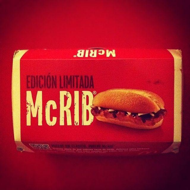image: McRib by nuriaperea