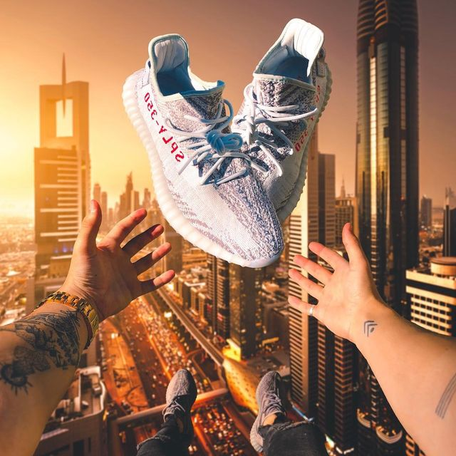 image: EPIC SHOE GIVEAWAY!I have teamed up with these amazing accounts to give away two pairs of Yeezy 350 Boosts! (Beluga V2 & Blue tints, about $1000 in value)To enter:1. Like this...2. Follow @kellansworld @tariq @nidkickz @michaelste @24k.mag @yeezyboos by kellansworld