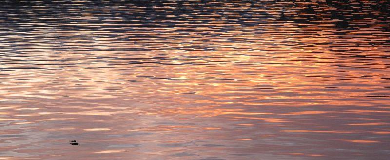 image: sunset by terebua