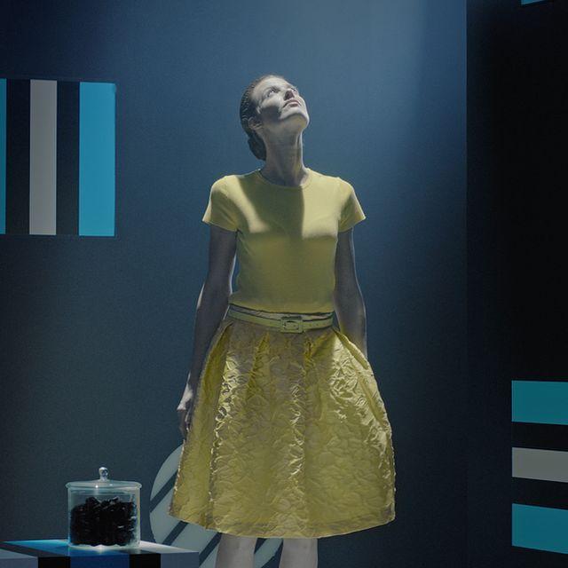 image: ? ??#onset #setlife #licorice #setdesign #director #yellowdress #nespresso #budapest by valleeduhamel